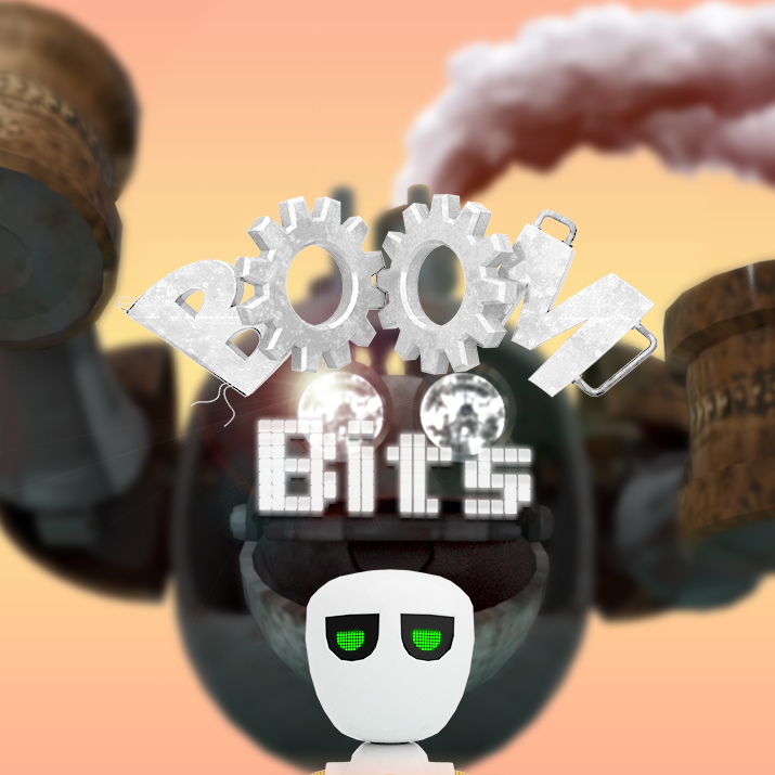 Link to Boom Bits Landing Page