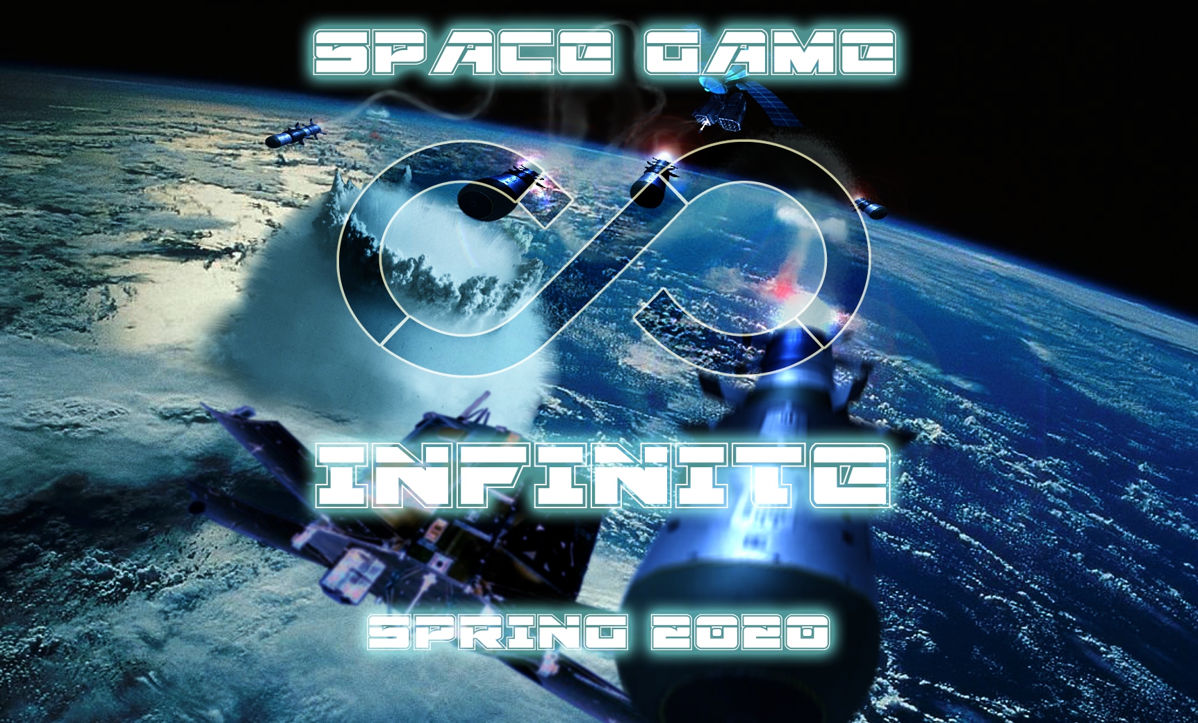 Space Game Infinite Coming Soon Image